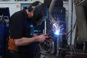 welding - newbury